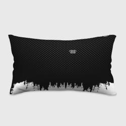 Audi abstract black 2018