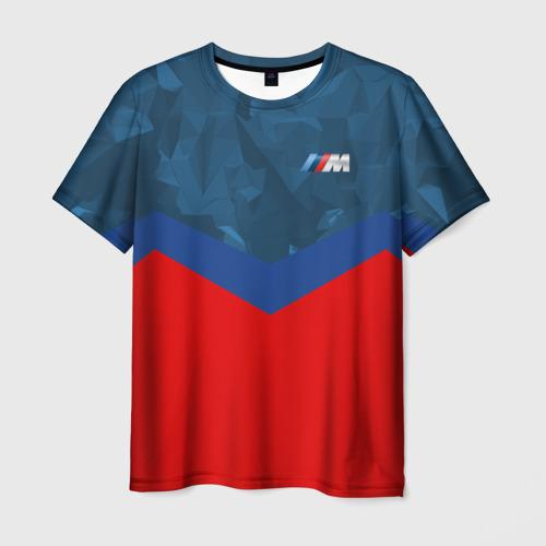 Мужская футболка 3D  Фото 03, BMW MOTORSPORT
