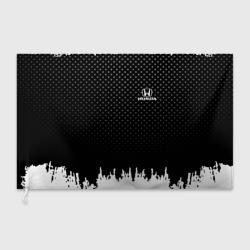 Honda abstract black 2018