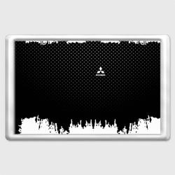 Mitsubishi abstract black