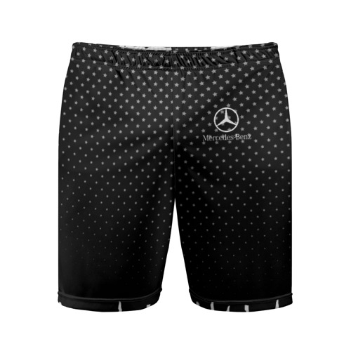 Mercedes abstract black 2018