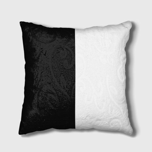 Подушка 3D  Фото 02, Черное или белое