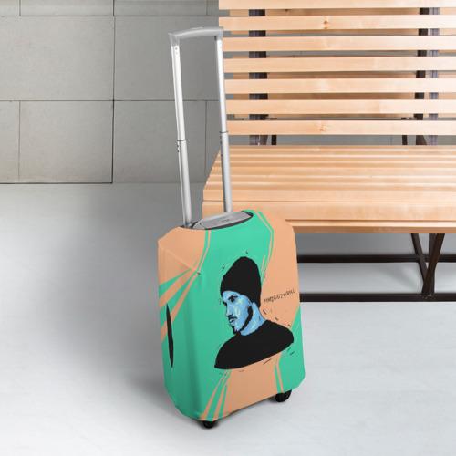 Чехол для чемодана 3D  Многознаал Фото 01