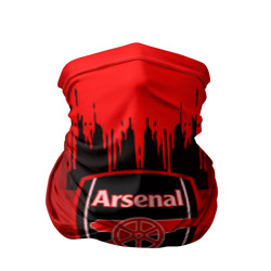 FC Arsenal abstract color