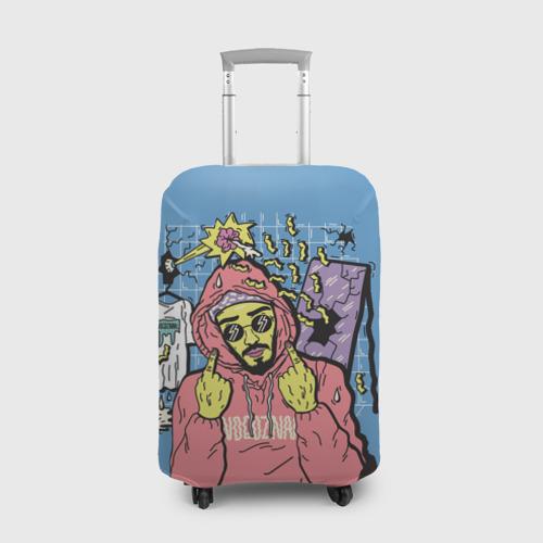 Чехол для чемодана 3D  Mnogoznaal 4 Фото 01