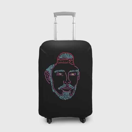 Чехол для чемодана 3D  Mnogoznaal 6 Фото 01