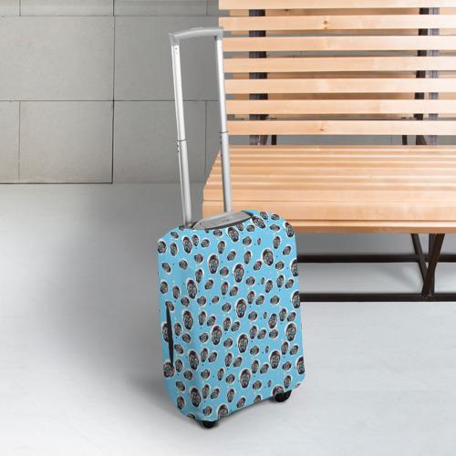 Чехол для чемодана 3D  Mnogoznaal_8 Фото 01
