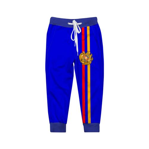 Детские брюки 3D  Фото 01, Армения, лента с гербом