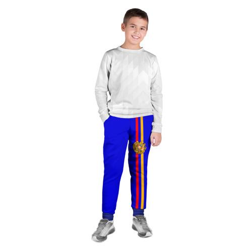 Детские брюки 3D  Фото 03, Армения, лента с гербом