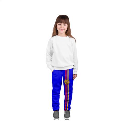 Детские брюки 3D  Фото 04, Армения, лента с гербом