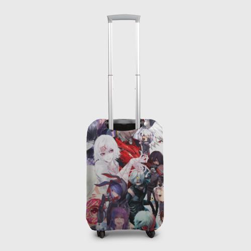 Чехол для чемодана 3D Tokyo-Ghoul Фото 01
