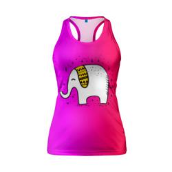 Радужный слоник