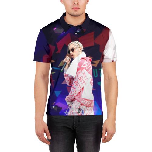 Мужская рубашка поло 3D  Фото 03, T-Fest_4