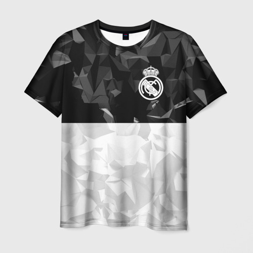 Мужская футболка 3D  Фото 03, REAL MADRID