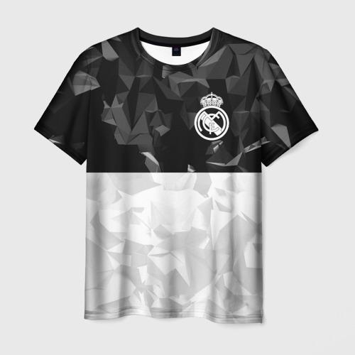 Мужская футболка 3D  Фото 01, REAL MADRID
