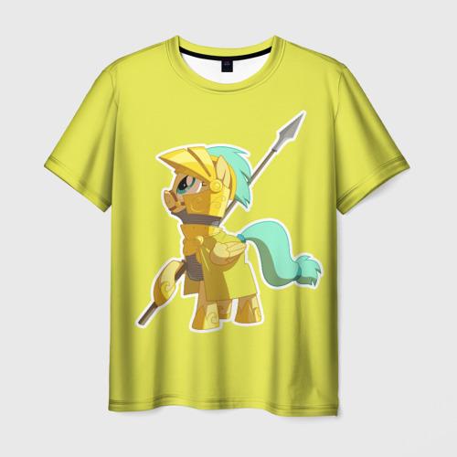 Мужская футболка 3D  Фото 03, My Little Pony