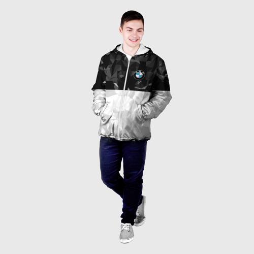 Мужская куртка 3D  Фото 03, BMW BLACK COLLECTION