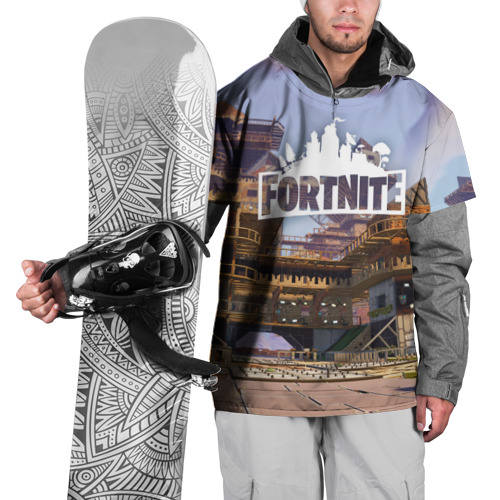 Накидка на куртку 3D  Фото 01, Fortnite_10