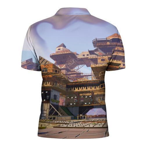 Мужская рубашка поло 3D  Фото 02, Fortnite_10