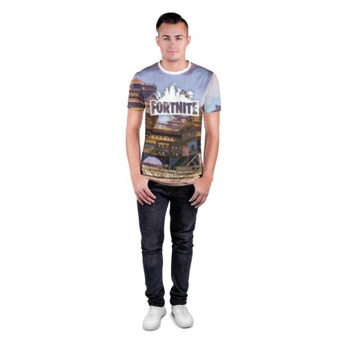 Мужская футболка 3D спортивная  Фото 04, Fortnite_10