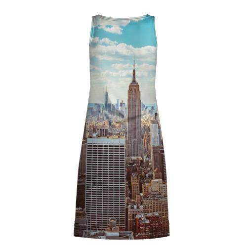 Платье-майка 3D  Фото 02, Столица мира (Нью-Йорк)