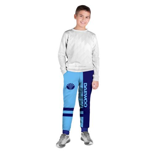 Детские брюки 3D  Фото 03, Daewoo
