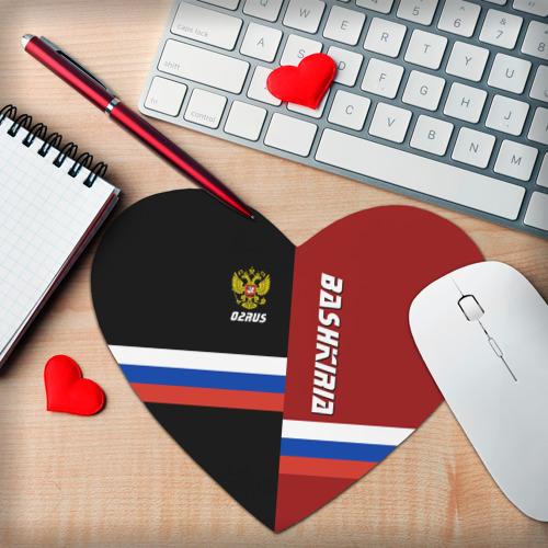 Коврик сердце  Фото 02, BASHKIRIA (Башкирия)
