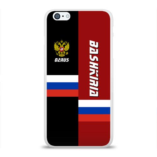 Чехол для Apple iPhone 6Plus/6SPlus силиконовый глянцевый  Фото 01, BASHKIRIA (Башкирия)