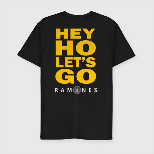 Мужская футболка премиум  Фото 02, Ramones