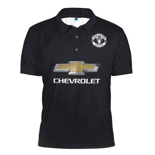 Мужская рубашка поло 3D MU gk De Gea 2