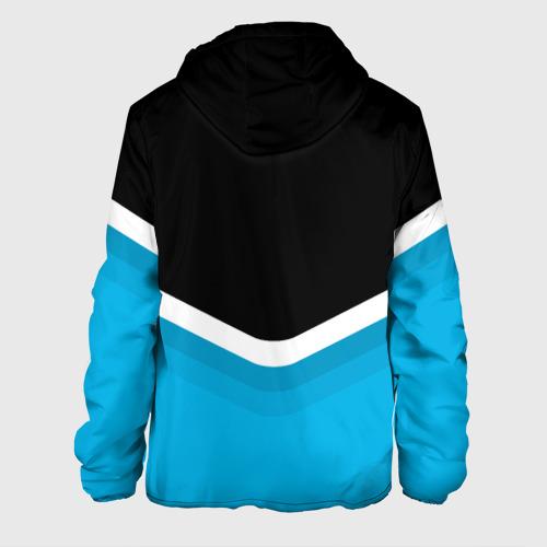 Мужская куртка 3D  Фото 02, BMW Black & Blue