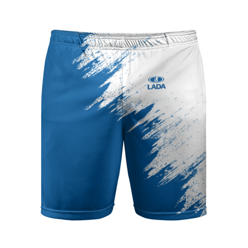 Мужские шорты 3D спортивные  Фото 01, LADA