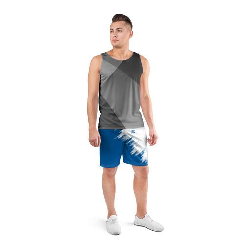 Мужские шорты 3D спортивные  Фото 04, LADA