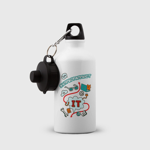 Бутылка спортивная  Фото 03, Яжпрограммист