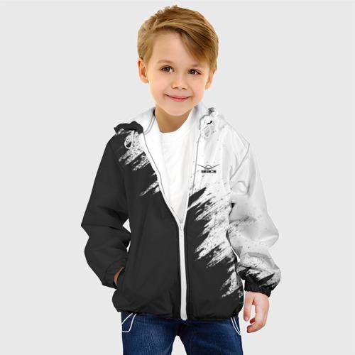 Детская куртка 3D  Фото 03, УАЗ