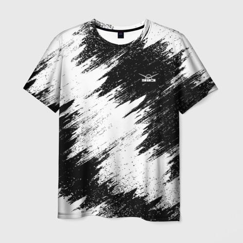 Мужская футболка 3D  Фото 01, УАЗ