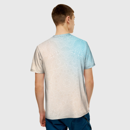 Мужская футболка 3D Пикачу Фото 01