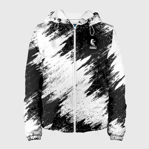 Женская куртка 3D  Фото 01, KAMAZ