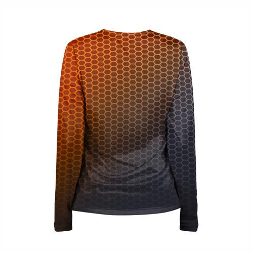 Женский лонгслив 3D для беременных  Фото 02, MAZDA carbon uniform 2018