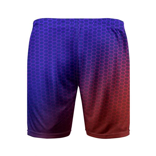 Мужские шорты 3D спортивные  Фото 02, FIAT carbon uniform 2018