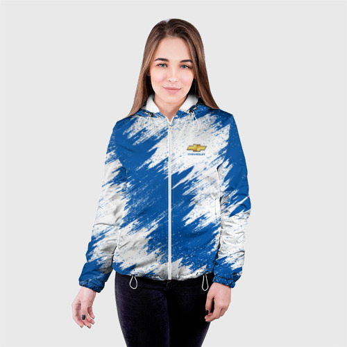 Женская куртка 3D  Фото 03, Chevrolet