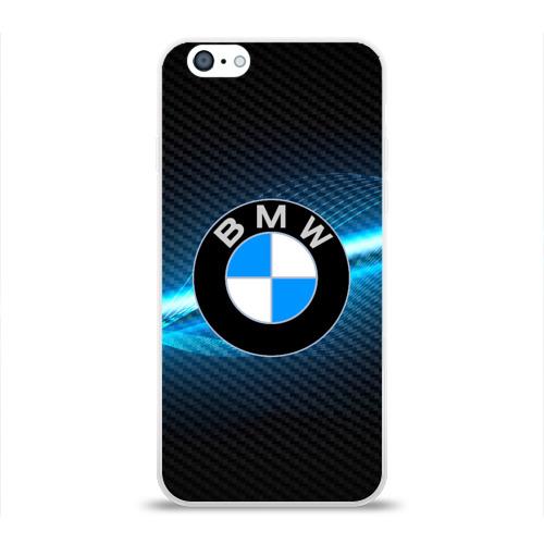 Чехол для Apple iPhone 6 силиконовый глянцевый  Фото 01, bmw machine motor XXI