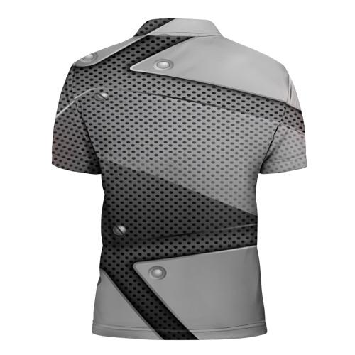 Мужская рубашка поло 3D  Фото 02, CITROEN metalic motors