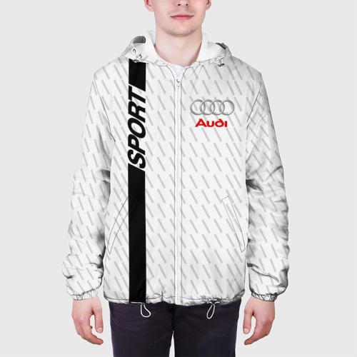 Мужская куртка 3D  Фото 04, AUDI  SPORT