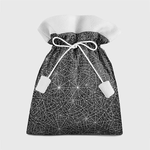 Подарочный 3D мешок Паутина
