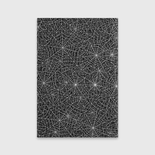 Обложка для паспорта матовая кожа  Фото 02, Паутина