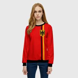 Германия, лента с гербом