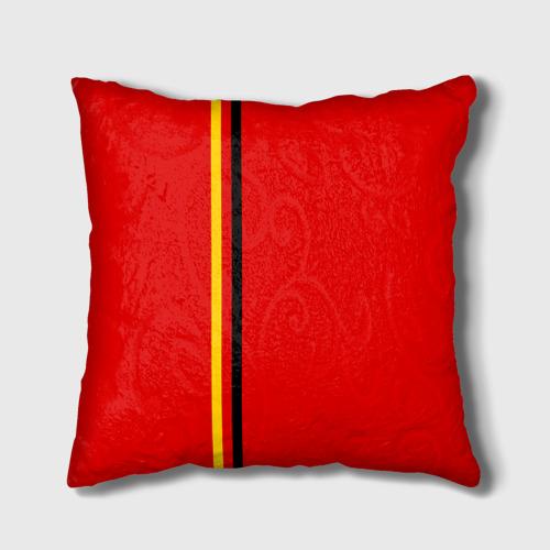 Подушка 3D  Фото 02, Германия, лента с гербом
