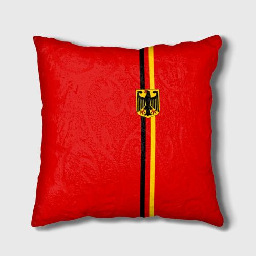 Подушка 3D  Фото 01, Германия, лента с гербом