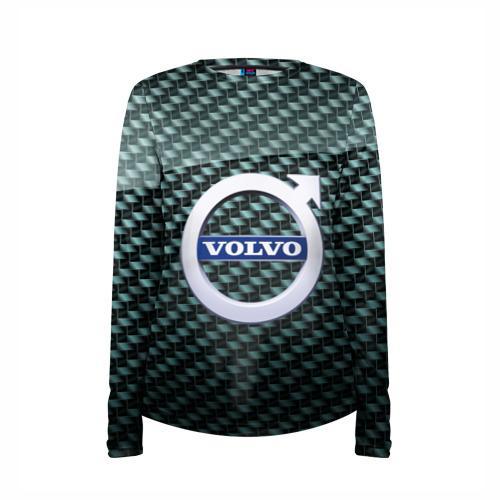 Женский лонгслив 3D для беременных  Фото 03, Volvo SPORT